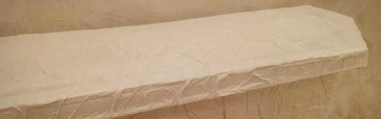 Декоративный камин как украшение комнаты на Новый год novogodnij kamin svoimi rukami 51