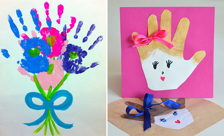 Красивые и яркие открытки для мамы на День матери otkrytka v den materi 36 37