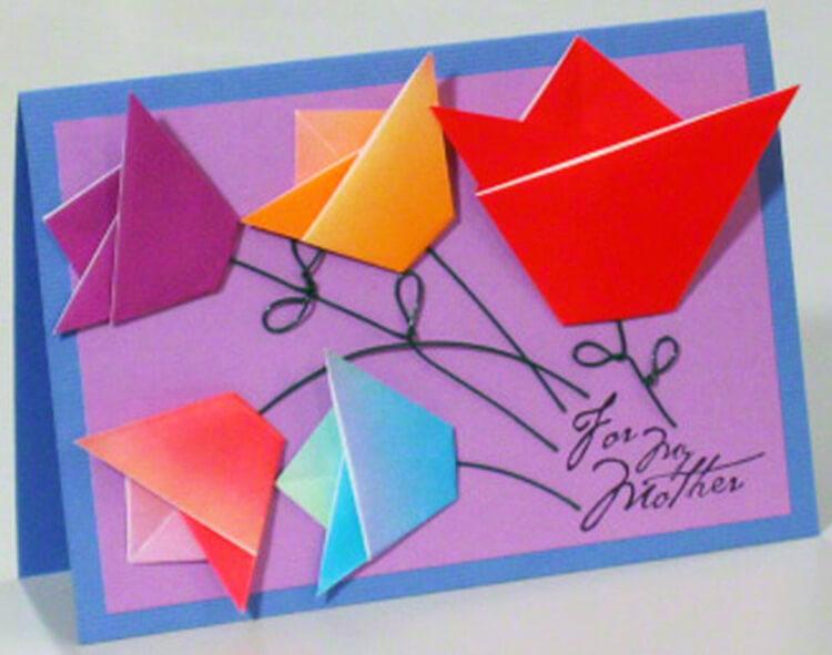 Красивые и яркие открытки для мамы на День матери otkrytka v den materi 49
