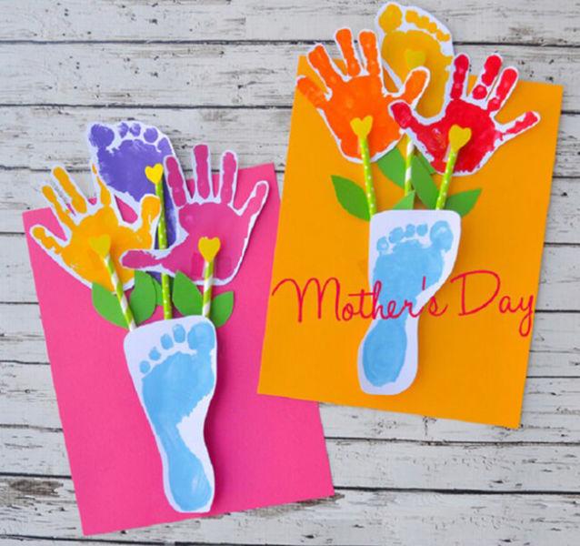 Красивые и яркие открытки для мамы на День матери otkrytka v den materi 76
