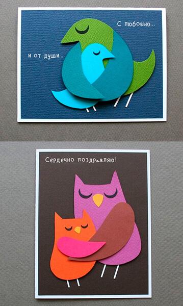 Красивые и яркие открытки для мамы на День матери otkrytka v den materi 79