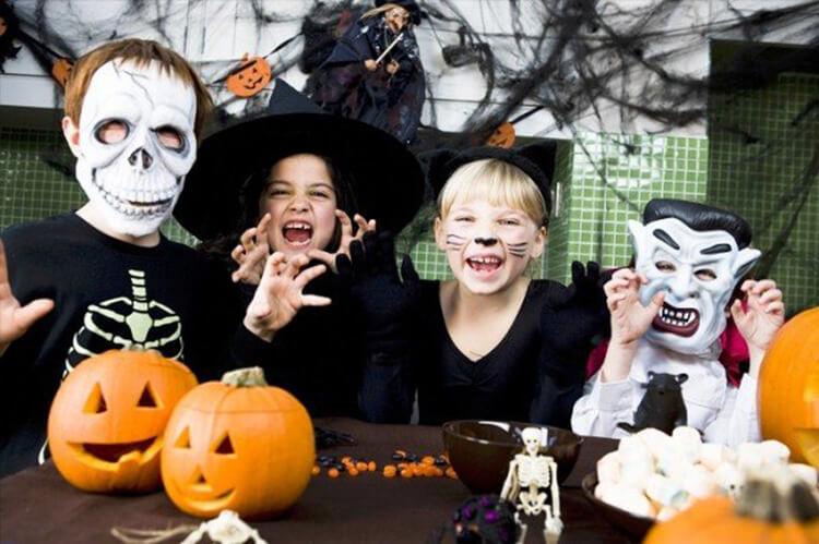 Готовимся к Хэллоуину: страшные поделки своими руками podelki svoimi rukami na hehllouin 100