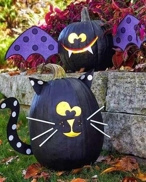 Готовимся к Хэллоуину: страшные поделки своими руками podelki svoimi rukami na hehllouin 25