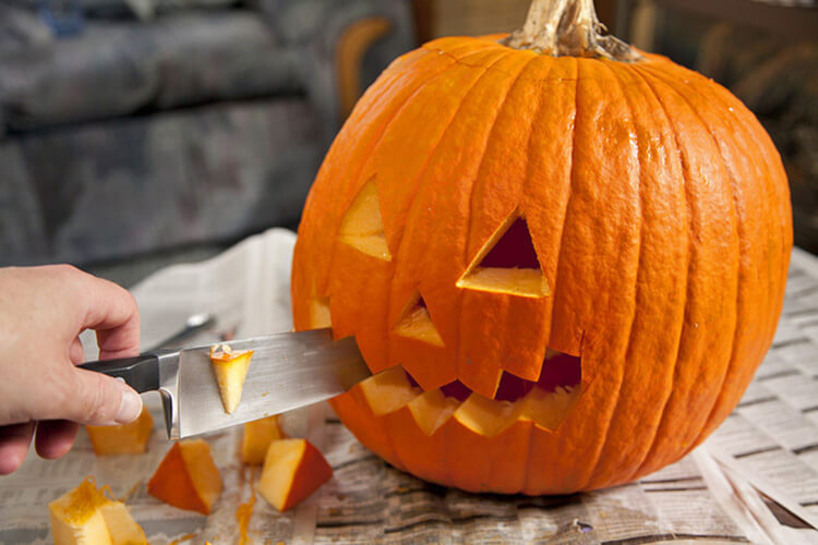 Готовимся к Хэллоуину: страшные поделки своими руками podelki svoimi rukami na hehllouin 35