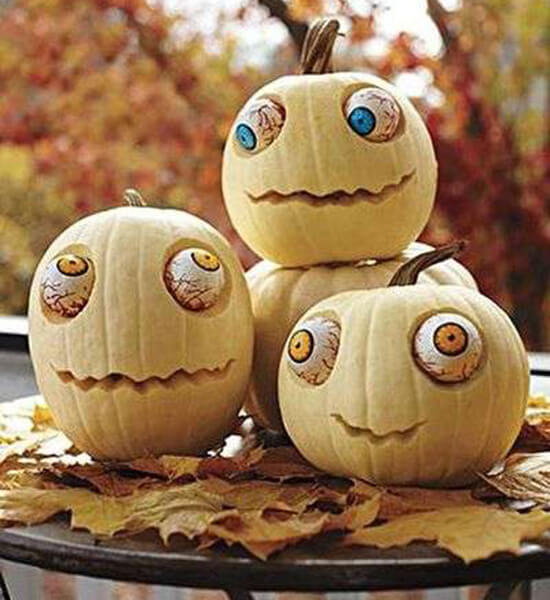 Готовимся к Хэллоуину: страшные поделки своими руками podelki svoimi rukami na hehllouin 38