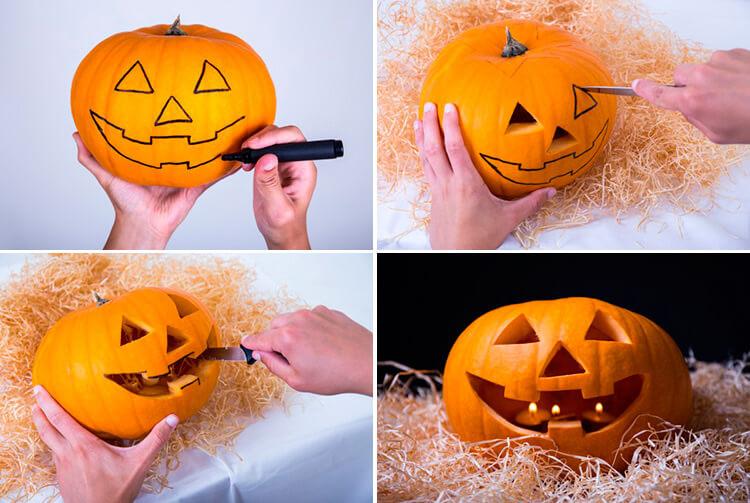 Готовимся к Хэллоуину: страшные поделки своими руками podelki svoimi rukami na hehllouin 43 46