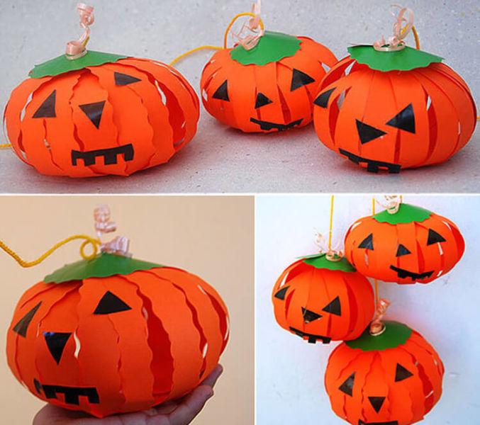 Поделки к хеллоуину своими руками для детей