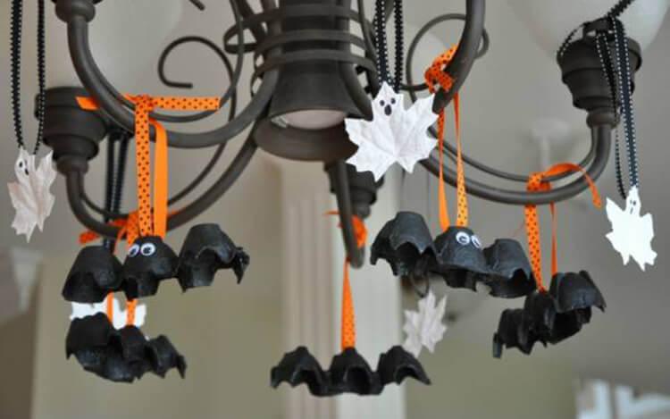 Готовимся к Хэллоуину: страшные поделки своими руками podelki svoimi rukami na hehllouin 6 1