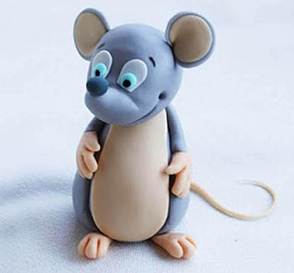 Готовимся к году Крысы: поделки на 2020 год simvol 2020 goda 114