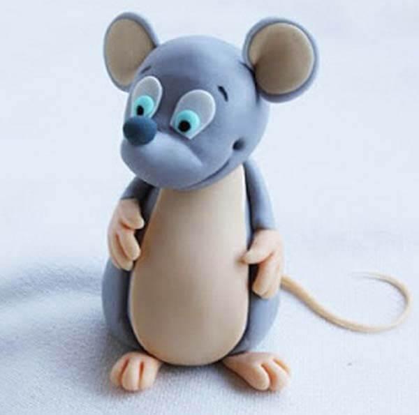 Готовимся к году Крысы: поделки на 2020 год simvol 2020 goda 117