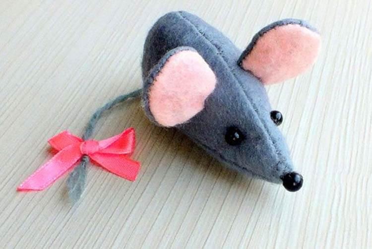 Готовимся к году Крысы: поделки на 2020 год simvol 2020 goda 5
