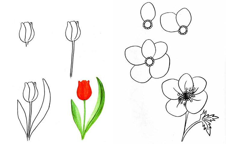 Детские рисунки на день матери: выражаем свою любовь к маме на бумаге 37 38