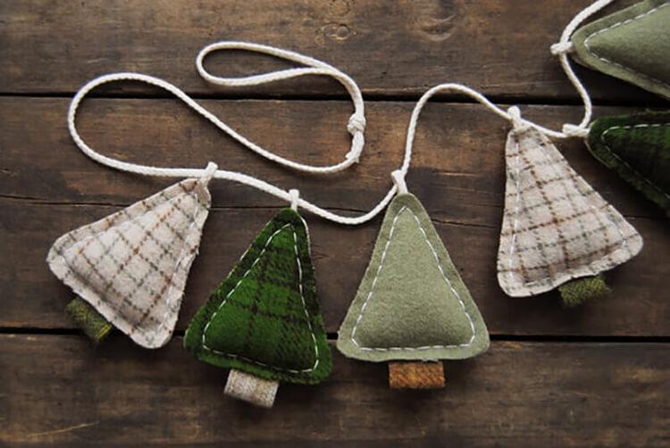 Новогодние поделки из фетра: что можно сделать своими руками как украшение елки и дома iz fetra ng 113
