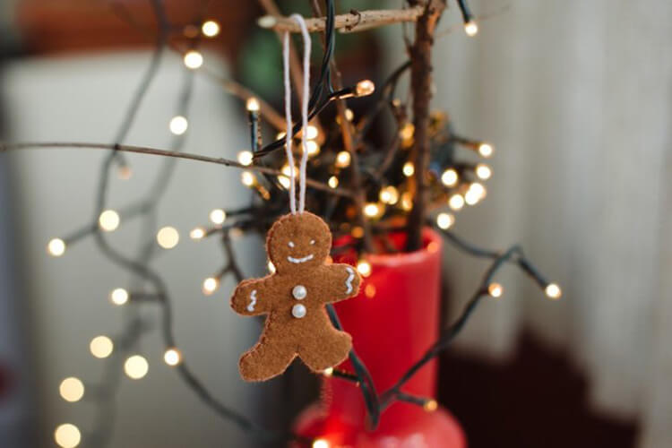 Новогодние поделки из фетра: что можно сделать своими руками как украшение елки и дома iz fetra ng 17