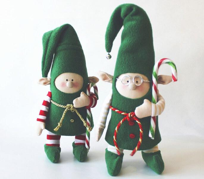 Новогодние поделки из фетра: что можно сделать своими руками как украшение елки и дома iz fetra ng 62