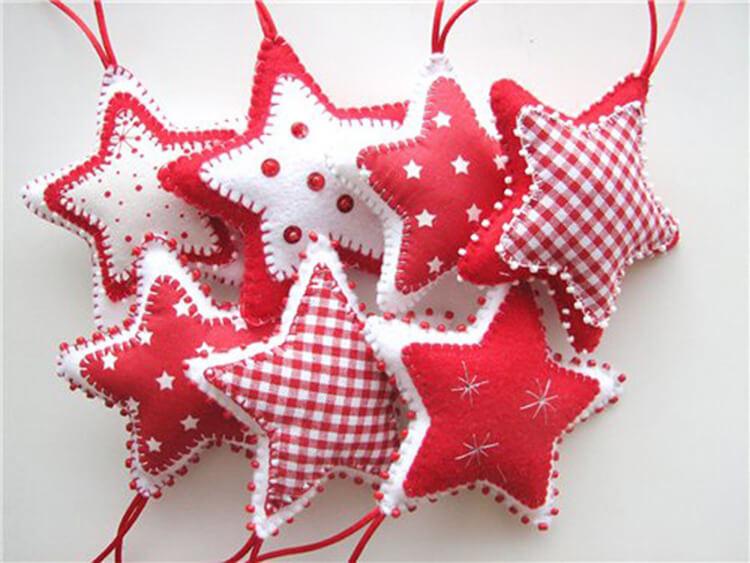 Новогодние поделки из фетра: что можно сделать своими руками как украшение елки и дома iz fetra ng 74