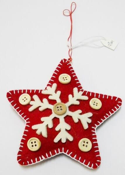 Новогодние поделки из фетра: что можно сделать своими руками как украшение елки и дома iz fetra ng 75