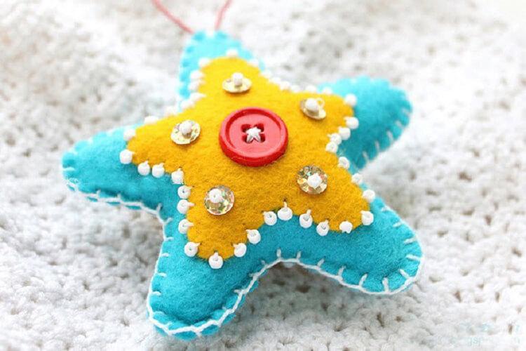 Новогодние поделки из фетра: что можно сделать своими руками как украшение елки и дома iz fetra ng 76