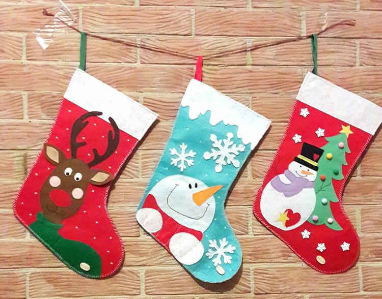 Новогодние поделки из фетра: что можно сделать своими руками как украшение елки и дома iz fetra ng 80