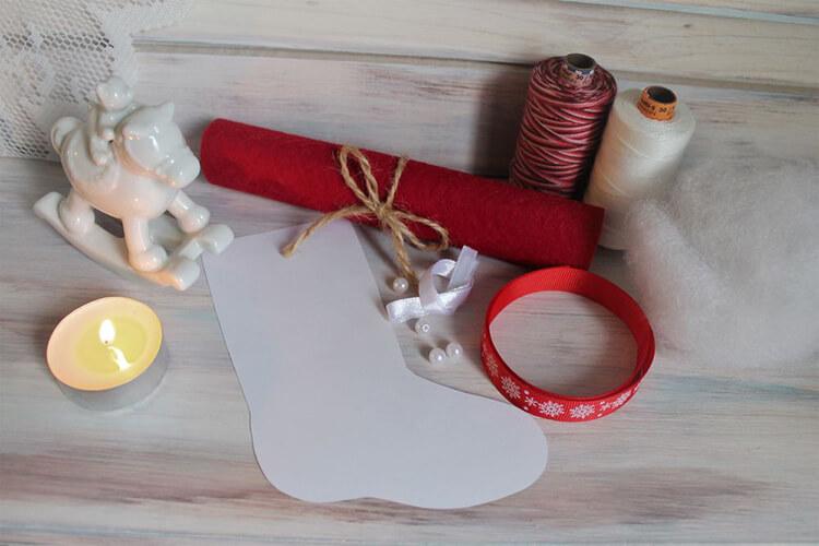 Новогодние поделки из фетра: что можно сделать своими руками как украшение елки и дома iz fetra ng 81