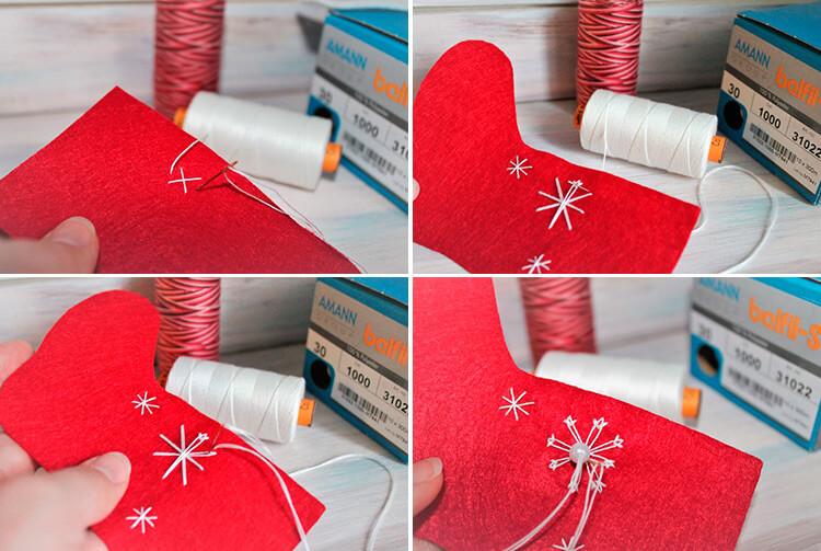 Новогодние поделки из фетра: что можно сделать своими руками как украшение елки и дома iz fetra ng 85 88