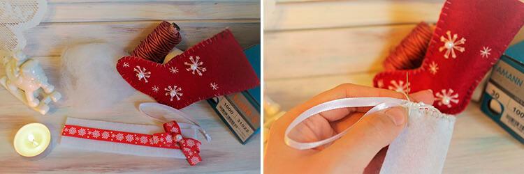 Новогодние поделки из фетра: что можно сделать своими руками как украшение елки и дома iz fetra ng 91 92