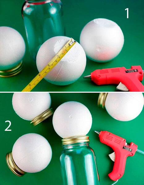 Делаем снеговика своими руками к новому году : различные способы  с фото podelka snegovik svoimi rukami 3