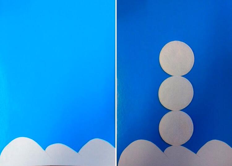 Делаем снеговика своими руками к новому году : различные способы  с фото podelka snegovik svoimi rukami 34 35