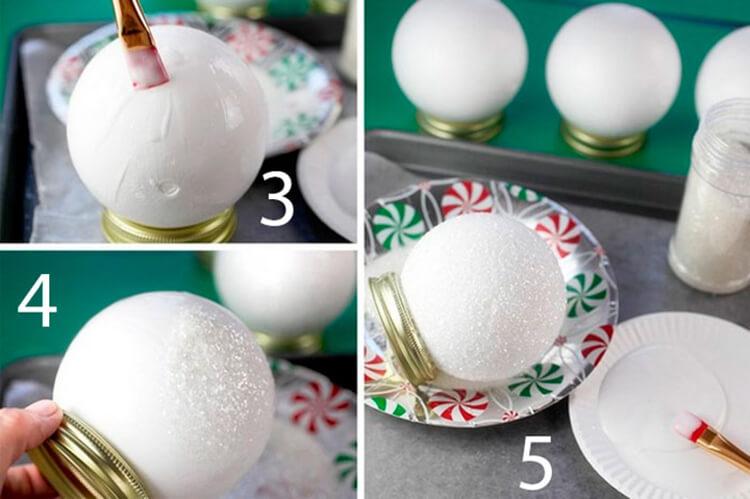 Делаем снеговика своими руками к новому году : различные способы  с фото podelka snegovik svoimi rukami 4