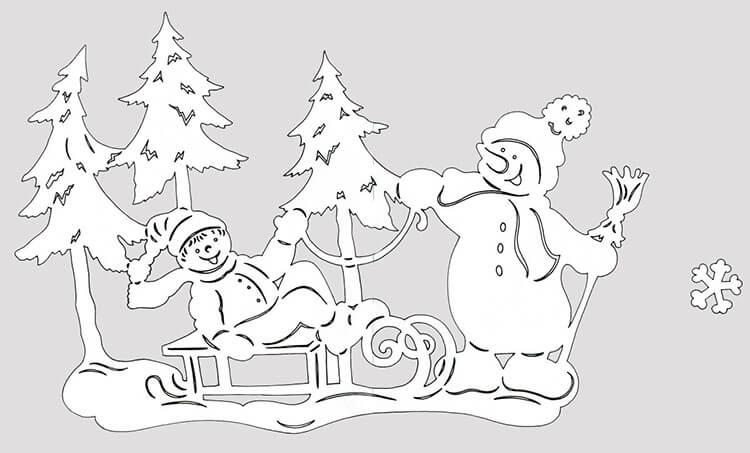 Делаем снеговика своими руками к новому году : различные способы  с фото podelka snegovik svoimi rukami 83
