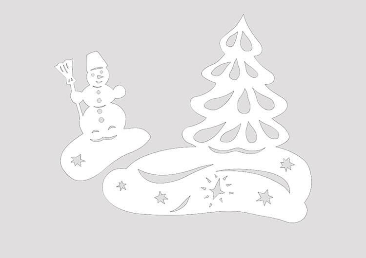 Делаем снеговика своими руками к новому году : различные способы  с фото podelka snegovik svoimi rukami 84