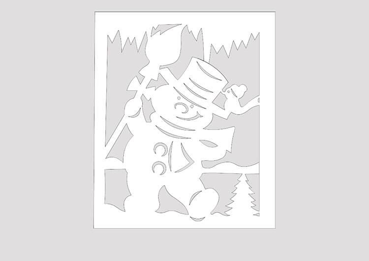 Делаем снеговика своими руками к новому году : различные способы  с фото podelka snegovik svoimi rukami 90