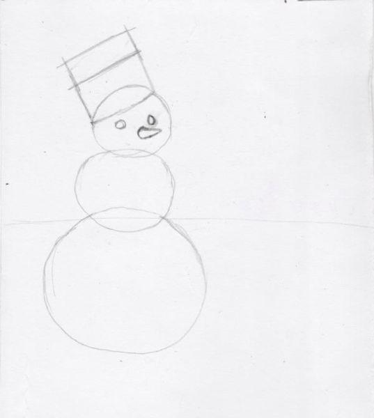 Рисунки на новогоднюю тематику: что можно нарисовать на Новый год risunki na novogodnyuyu temu 114