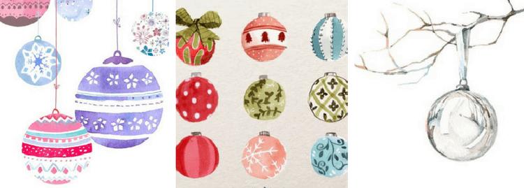 Рисунки на новогоднюю тематику: что можно нарисовать на Новый год risunki na novogodnyuyu temu 23