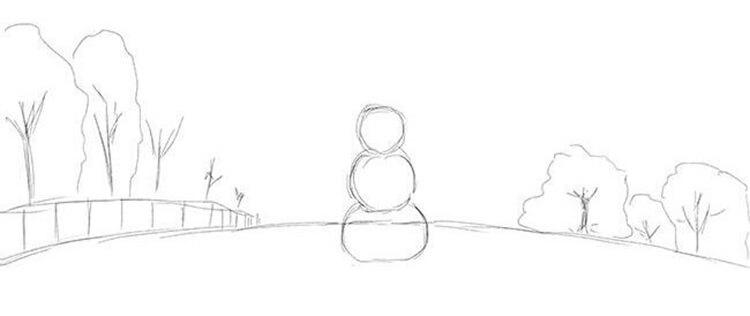 Рисунки на новогоднюю тематику: что можно нарисовать на Новый год risunki na novogodnyuyu temu 36