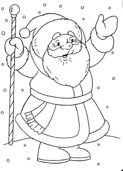 Рисунки на новогоднюю тематику: что можно нарисовать на Новый год risunki na novogodnyuyu temu 46