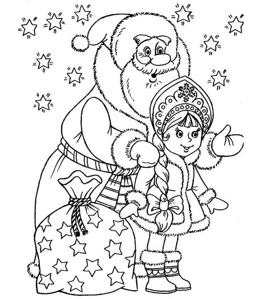 Рисунки на новогоднюю тематику: что можно нарисовать на Новый год risunki na novogodnyuyu temu 52