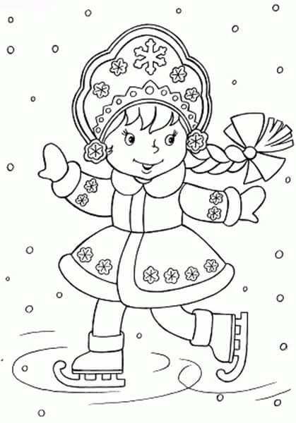 Рисунки на новогоднюю тематику: что можно нарисовать на Новый год risunki na novogodnyuyu temu 53