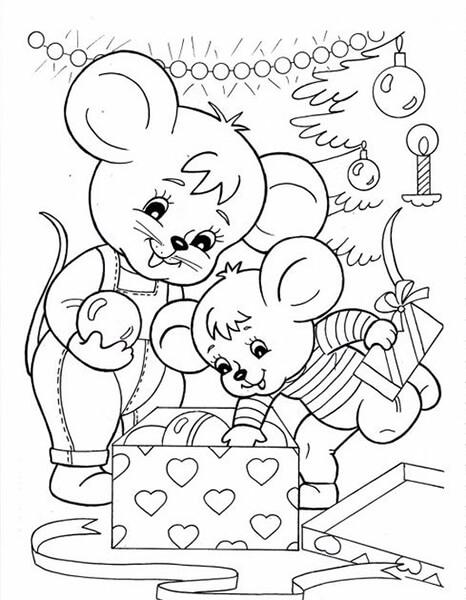 Рисунки на новогоднюю тематику: что можно нарисовать на Новый год risunki na novogodnyuyu temu 56