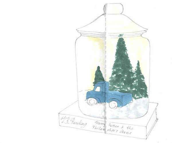 Рисунки на новогоднюю тематику: что можно нарисовать на Новый год risunki na novogodnyuyu temu 68