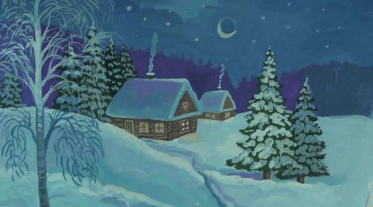 Рисунки на новогоднюю тематику: что можно нарисовать на Новый год risunki na novogodnyuyu temu 92