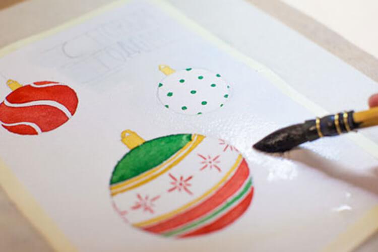 Рисунки на новогоднюю тематику: что можно нарисовать на Новый год risunki na novogodnyuyu temu 98