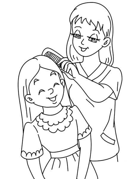 Детские рисунки на день матери: выражаем свою любовь к маме на бумаге risunok na den materi 22