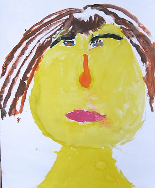 Детские рисунки на день матери: выражаем свою любовь к маме на бумаге risunok na den materi 4