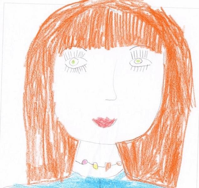 Детские рисунки на день матери: выражаем свою любовь к маме на бумаге risunok na den materi 6