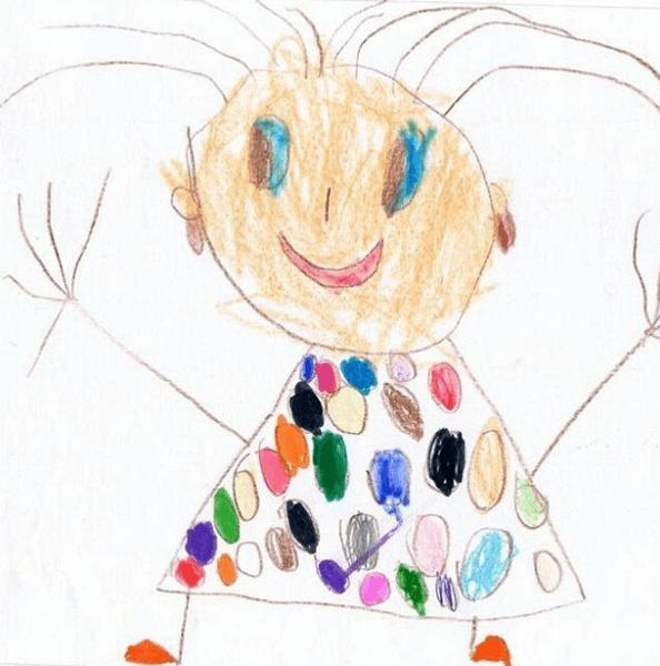 Детские рисунки на день матери: выражаем свою любовь к маме на бумаге risunok na den materi 7