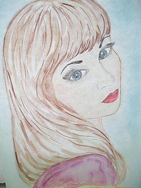 Детские рисунки на день матери: выражаем свою любовь к маме на бумаге risunok na den materi 73
