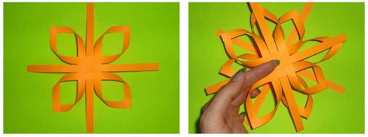 Красивые оригинальные снежинки на Новый год: создаем своими руками, шаблоны с фото snezhinki iz bumagi svoimi rukami 43