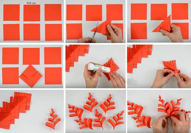 Красивые оригинальные снежинки на Новый год: создаем своими руками, шаблоны с фото snezhinki iz bumagi svoimi rukami 44 1