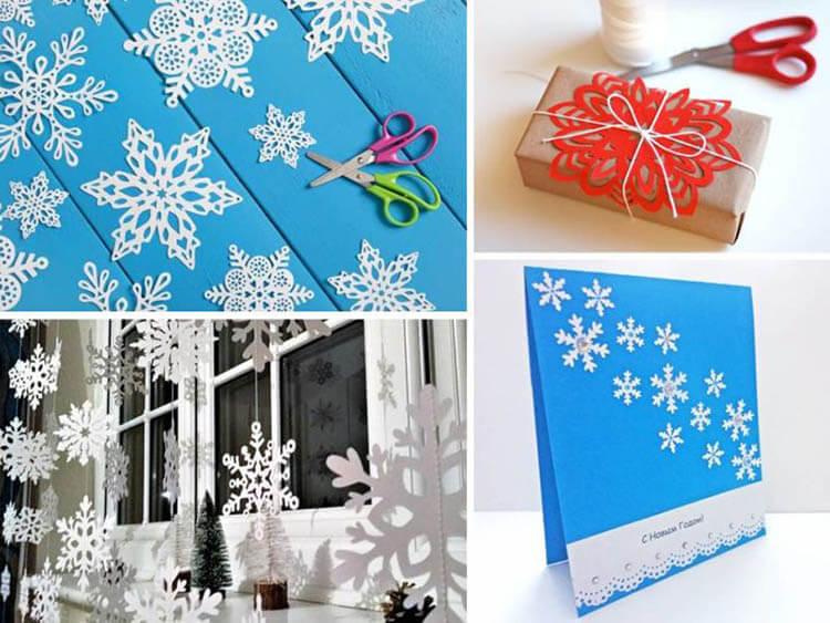 Красивые оригинальные снежинки на Новый год: создаем своими руками, шаблоны с фото snezhinki iz bumagi svoimi rukami 66